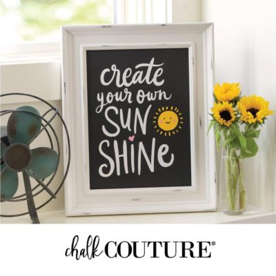 Create Your Own Sunshine – Watts of Love